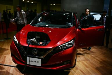 Nissan is struggling with the fallout from the Carlos Ghosn scandal