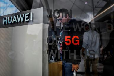 Chinese telecom giant Huawei is at the center of a debate in the west over security risks posed by its 5G technology