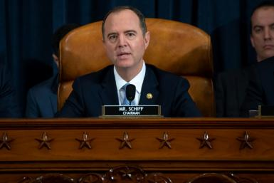 US House intelligence committee chairman Adam Schiff opened the first public impeachment hearings on President Donald Trump