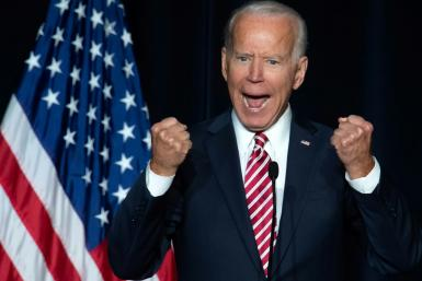 It is not the first time the North has condemned Biden. In May it called him an 'imbecile' and a 'fool of low IQ'