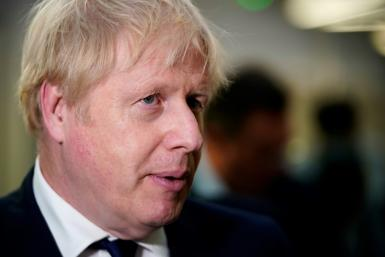 Boris Johnson is battling for a five-year term in Downing Street in next month's hotly anticipated general election