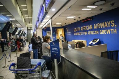 Hundreds of SAA flights have been cancelled