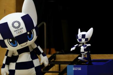 The pint-sized versions of Tokyo's Olympic and Paralympic mascots are meant to wow visitors for the 2020 Games