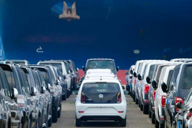 Despite a ten-year high for October sales European car sales are still down for the year