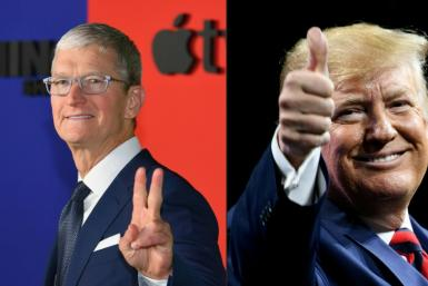 Apple CEO Tim Cook has managed to avoid criticism from President Donald Trump while keeping open discussions on tariffs and American manufacturing