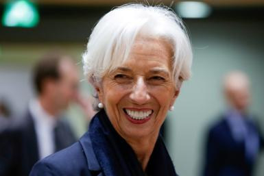 Governments need to invest more and better, says Lagarde
