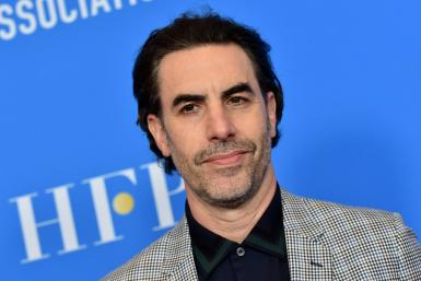 Sacha Baron Cohen, pictured in July 2019, launched a searing broadside against social media giant Facebook