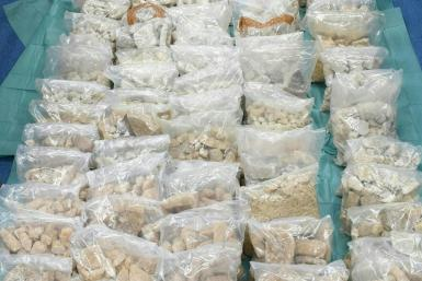 The joint Dutch-Australian operation seized $200 million worth of MDMA