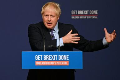Prime Minister Boris Johnson has refused to fill Britain's seat on the European Commission