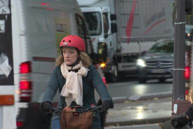 When public transport grinds to a standstill on 5 December, many people in the Ile-de-France region will head to work by bicycle, as hundreds already do every day