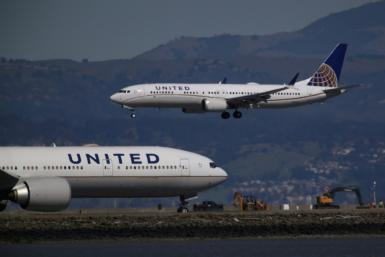 Chicago, Illinois-based United Airlines, which has flights to airports around the globe, is one of the world's largest airlines based on fleet size
