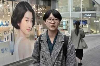 Yoon Ji-hye, a 24-year-old YouTuber in South Korea, is no longer interested in marriage, having children or even dating