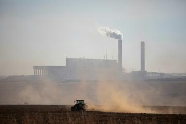Africa is largely blameless for climate change, yet its growing energy demands risk a larger carbon footprint