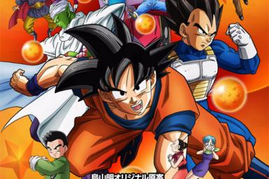 Dragon Ball Super Poster Oficial