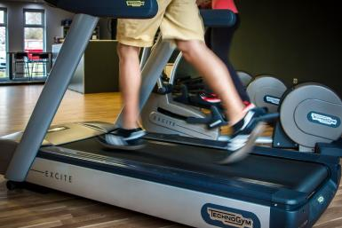 how to lower high blood pressure treadmill exercise