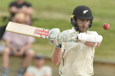 Key figure: New Zealand captain and run machine Kane Williamson