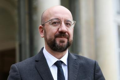 An EU leaders summit discussing funding the fight against climate change is the first to be chaired by incoming EU Council president Charles Michel