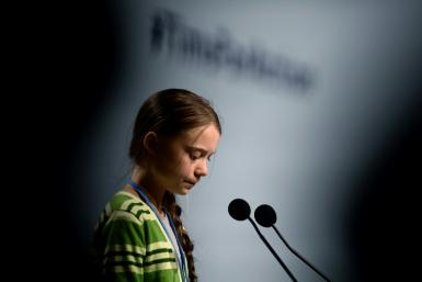Greta Thunberg told delegates at the UN climate talks that their promises were still far short of what was needed