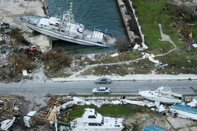 Red Cross officials have been taken aback by the scale of devasation wrought by recent natural disasters, such as Hurricane Dorian in the Bahamas