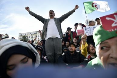 The vote highlights the vast gap between youth at the heart of a reformist protest movement and an ageing elite they see as clinging to power