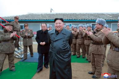 North Korean leader Kim Jong Un had agreed to shutter the Sohae site during a summit last year with South Korean President Moon Jae-in in Pyongyang as part of trust-building measures