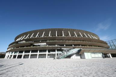 Tokyo's Olympic Stadium has been designed to beat the heat