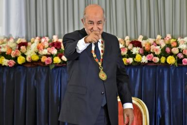 Algeria's newly inaugurated President Abdelmadjid Tebboune must now address the grievances of protesters who forced out his predecessor Abdelaziz Bouteflika in April and then boycotted his election last week in large numbers