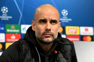Pep Guardiola says he has to earn a new Manchester City contract