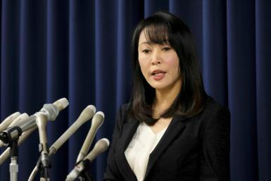 Justice minister Masako Mori said she ordered the execution of Wei Wei