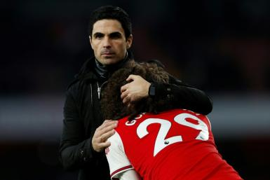 Arsenal have been in the English top-flight since 1919 but Mikel Arteta's side could be drawn into a relegation scrap