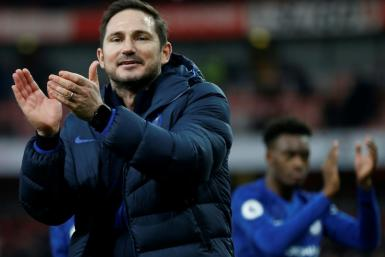 Chelsea manager Frank Lampard is eager to make an impact in the transfer window