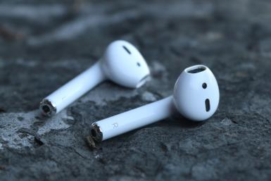 airpods swallowed by young kid