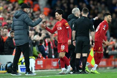 After a gruelling December with nine games across four competitions, Liverpool boss Jurgen Klopp made nine changes as the youthful Reds still beat Everton 1-0