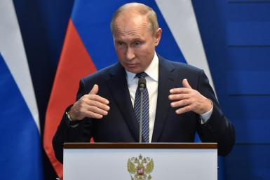 It is still not clear what Putin's role will be after his fourth presidential term ends in 2024