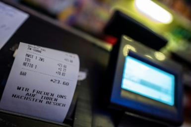 German retailers and customers are unhappy with the requirement that a receipt must be printed for each transaction
