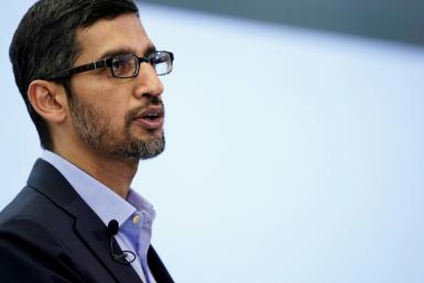 Google CEO Sundar Pichai says the internet behemoth has adopted an ethical approach to developing AI