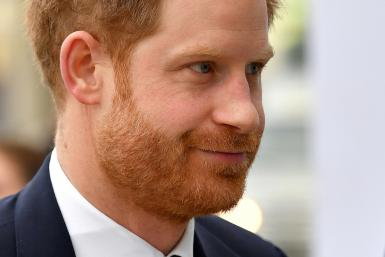 Prince Harry attended his last duties in London on Monday