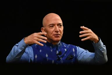 Amazon founder Jeff Bezos, who owns The Washington Post.