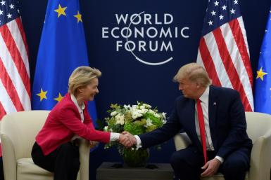 European Commission President Ursula von der Leyen promise of a rapid agreement in trade talks with US President Donald Trump surprised sceptical Brussels officials