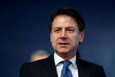 Italy's Prime Minister Giuseppe Conte has dismissed fears of government crisis