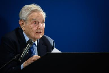 Speaking at the World Economic Forum in Davos, Soros said humanity was at a turning point and the coming years would determine the fate of rulers like President Donald Trump and China's Xi Jinping as well as the world itself