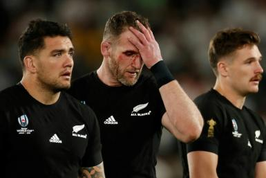 The All Blacks' fading prestige was not helped when the three-times World Champions were beaten in the semi-finals at the World Cup last year