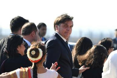 Brazilian President Jair Bolsonaro is this year's guest of honour at India's Republic Day