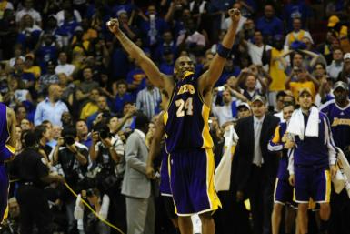 Kobe Bryant, a five-time NBA champion and two-time Olympic gold medallist, is widely regarded as one of the greatest basketball players in history