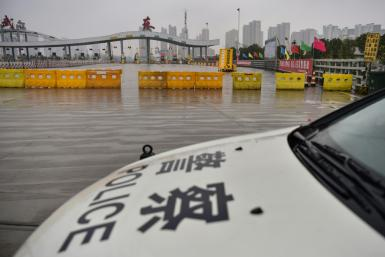 Wuhan has for days been the nucleus of a transport lockdown that began in the city of 11 million and has since been expanded to much of the rest of Hubei province