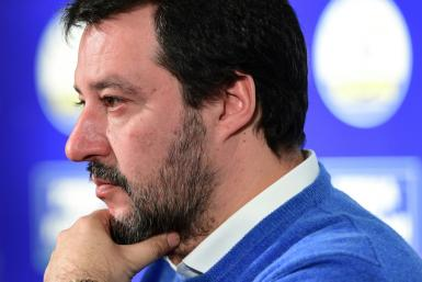 Matteo Salvini's League Party lost the vote in the wealthy region of Emilia Romagna