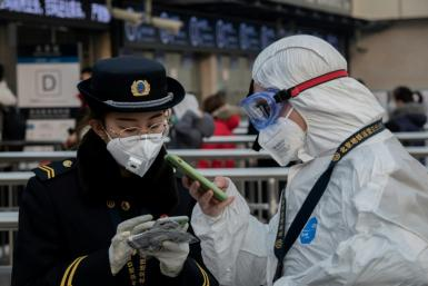 A renowned scientist at China's National Health Commission told the official Xinhua news agency that the new viral outbreak could peak in 10 days