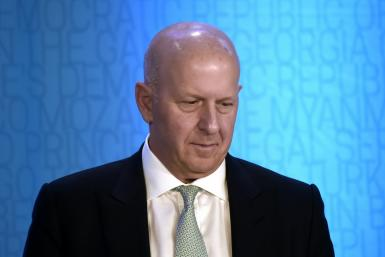 Goldman Sachs Chief Executive David Solomon will preside over the firm's first-ever investor day