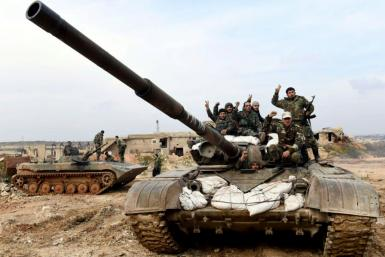 Syrian pro-regime forces have seized a string of towns and villages in the country's northwest in recent days