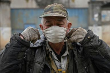 The Chinese government has sealed off Wuhan and other cities in central Hubei province, effectively trapping more than 50 million people in a bid to contain the virus